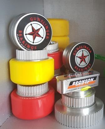 HillBilliesPro - Spares - Tyres