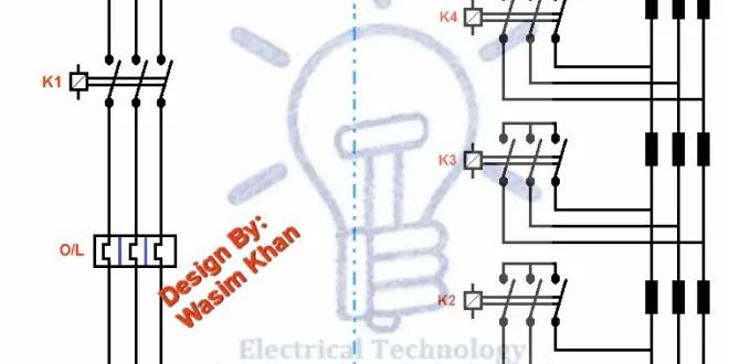 Three Phase Slip Ring Rotor Starter Control & Power