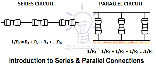 Introduction To Series, Parallel And Series-Parallel
