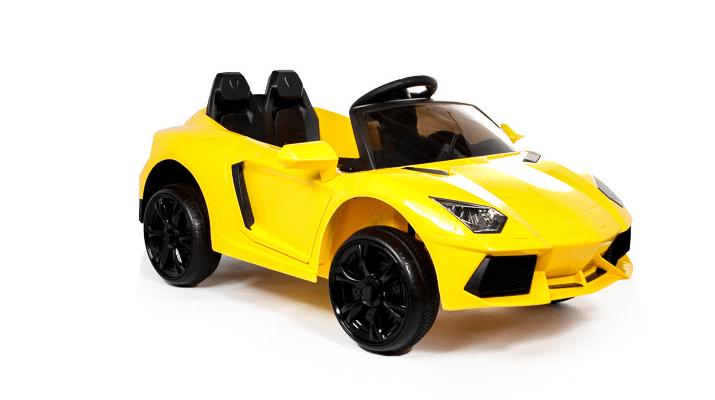 coche niño electrico