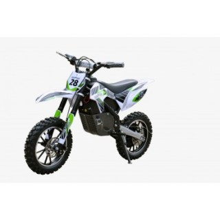 Moto Cross eléctrica 500w