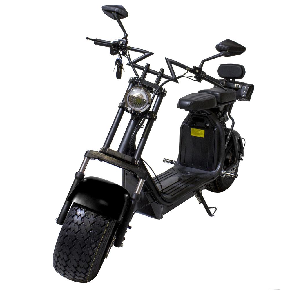 Citycoco Ciclomotor Matriculable eléctrico