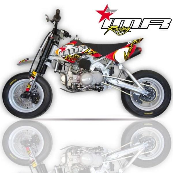 Pit bike 140cc circuito