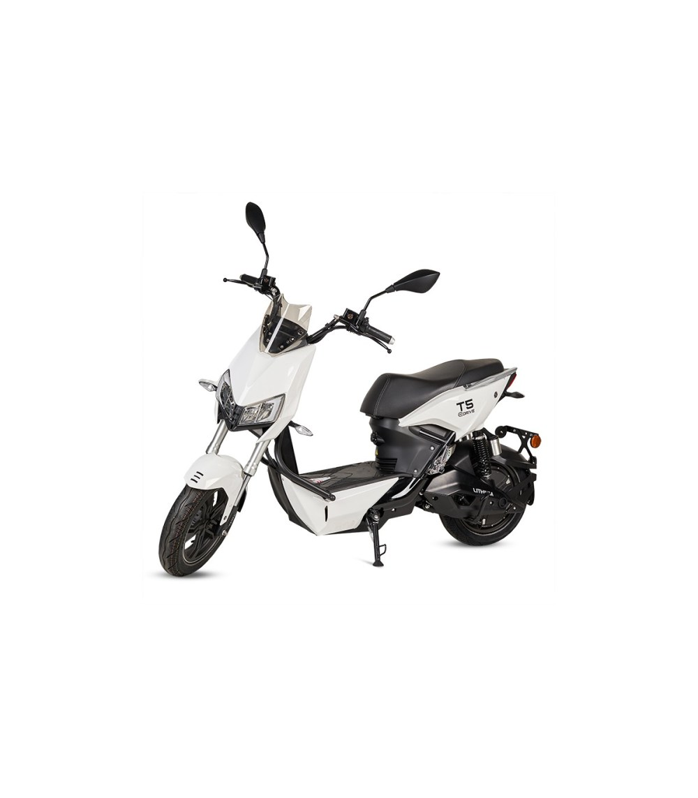 Scooter matriculable ciclomotor eléctrico