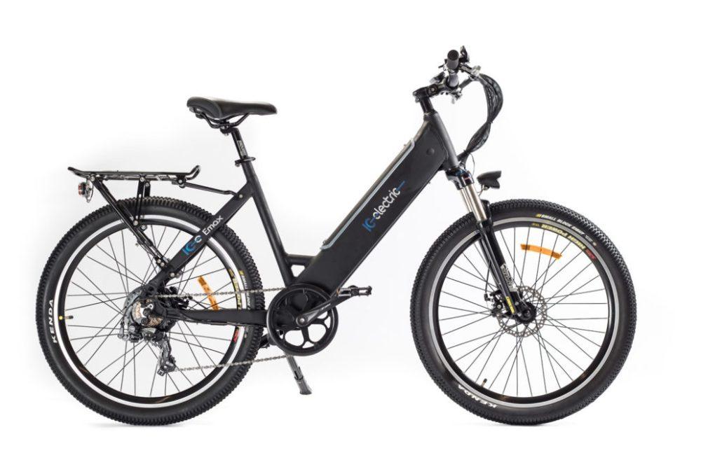 Bicicleta eléctrica BTT Emax