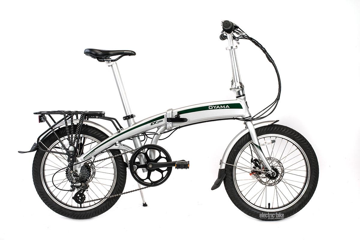 Bike Test Oyama Cx E8d