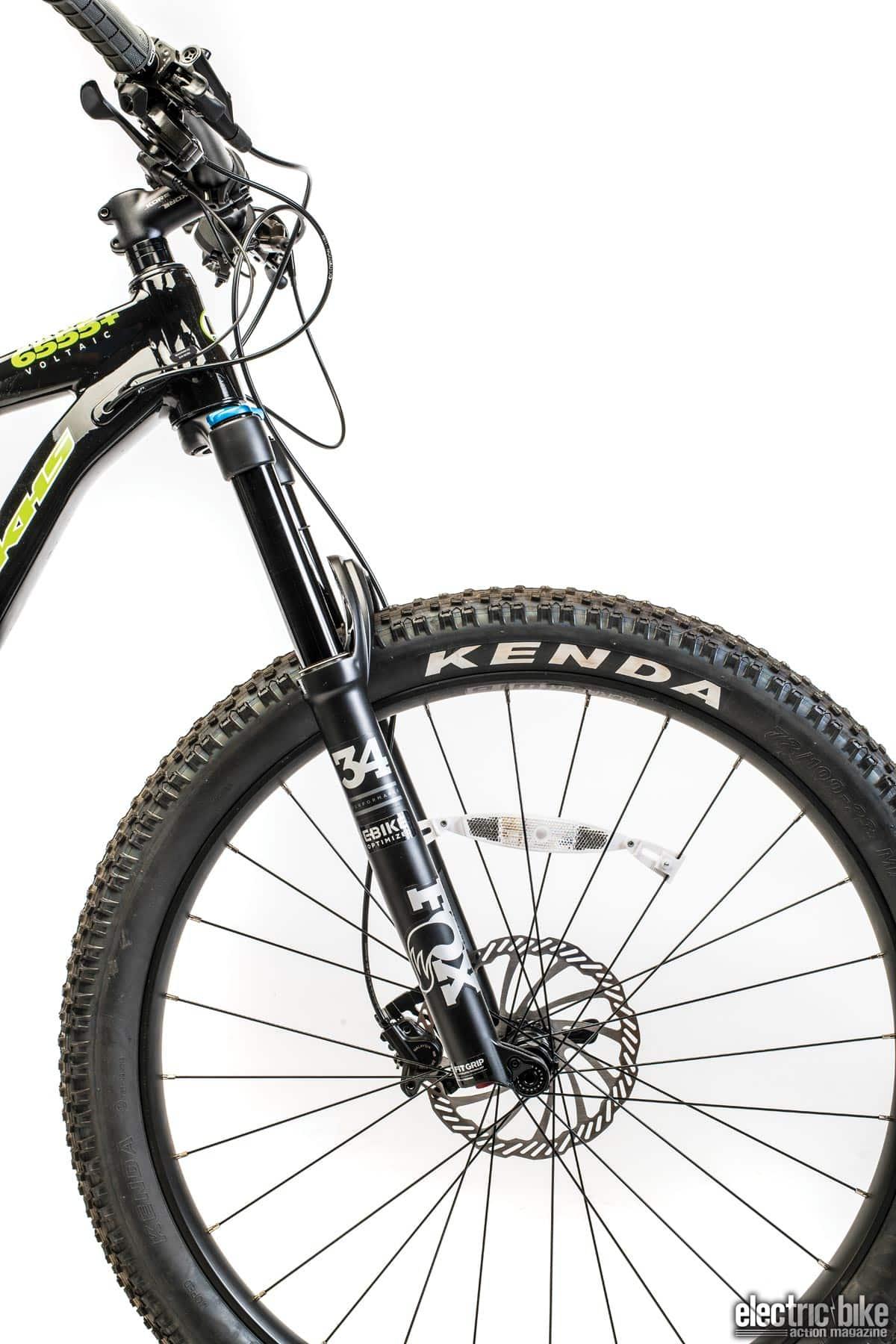 Bike Review Khs Sixfifty E