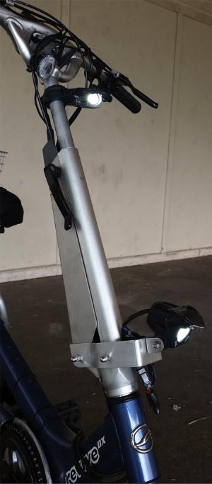 Electric Bike Conversion: Bafang BBS01 motor and Giant Revive