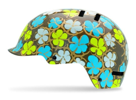 The Giro Surface bike helmet.