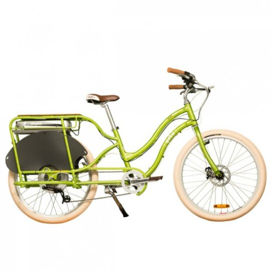 yuba el boda boda electric cargo bike