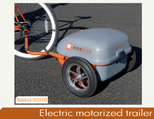 Ridekick electric trailer