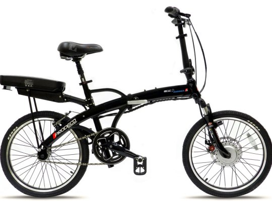 Prodeco V3 Mariner Sport Folding Electric Bicycle.