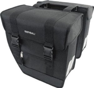 Basil Tour XL Double Bicycle Bag