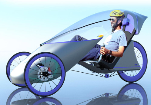 Guide to electric recumbent trikes updated electric for Recumbent bike with electric motor