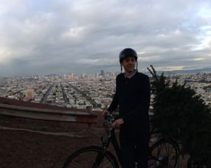 Brett Thurber The New Wheel electric bike shop