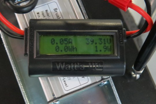 "The Watt's Up meter provides the ""heart rate"" information of an e-bike and can help  locate technical issues."