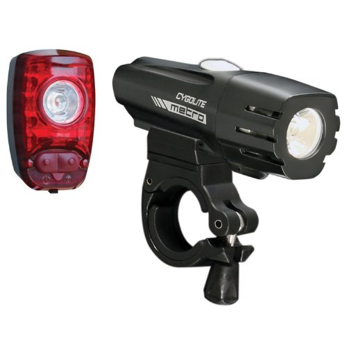 Cygolite Metro 360/Hotshot 2W Combo Light Set