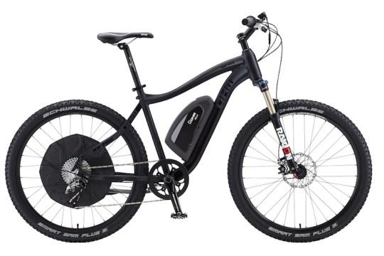 2015 OHM XS 750 electric bike