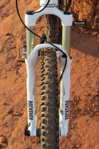 Haibike FS RX suspension fork