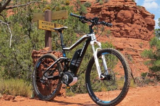 Haibike FS RX trail 5