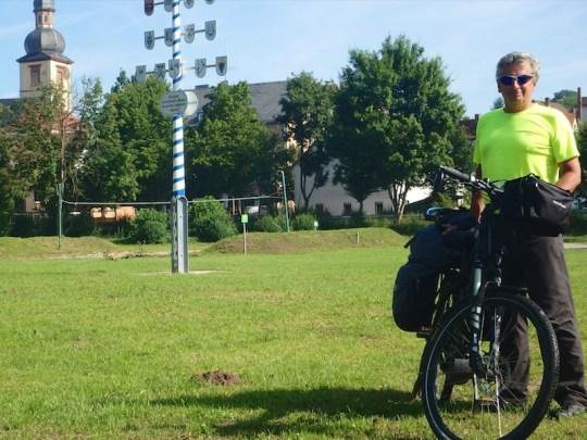 european electric bike tour grant