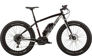 """The Felt LEBOWSKe """"fat"""" electric bike with 4"""" wide tires!"""