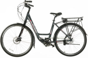 Optibike Pioneer City electric bike