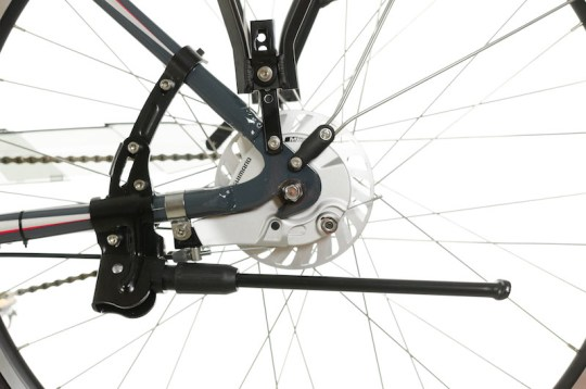 Optibike Pioneer Citi electric bike shimano nexus hub