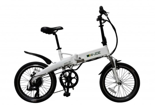 ejoe epik se folding electric bike