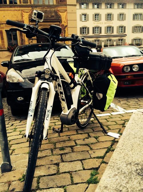 Electric Bike Touring To Eurobike Video Electric Bike