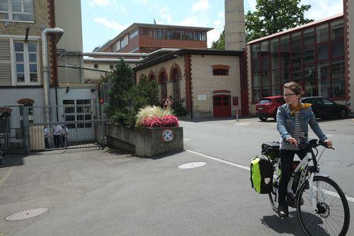 electric bike tour eurobike karen bike 1