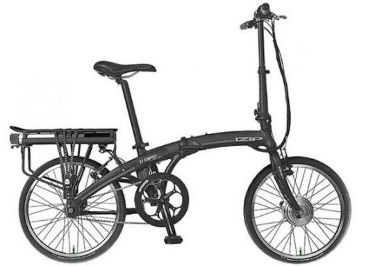 izip e3 compact folding electric bike