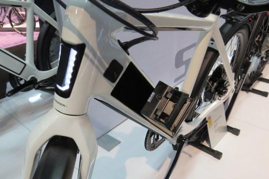 Stromer ST2 electric bike battery case