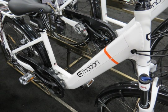 easy motion evo street electric bike