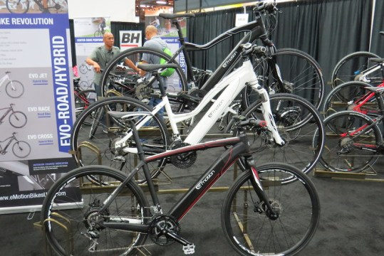 easy motion road hybrid electric bikes