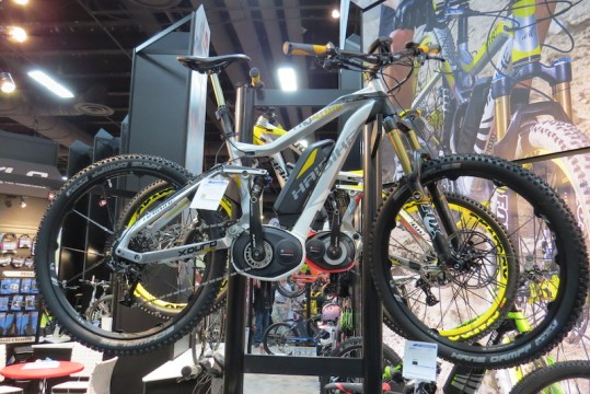haibike all mtn pro electric bike