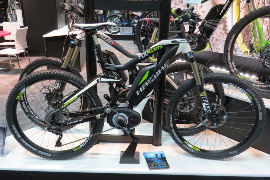 haibike all mtn rx electric bike