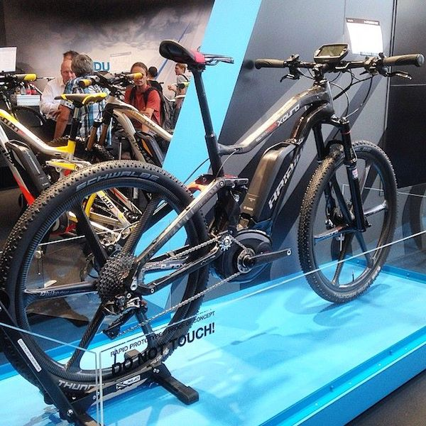 Video Interview With Bosch E Bike Director Claus