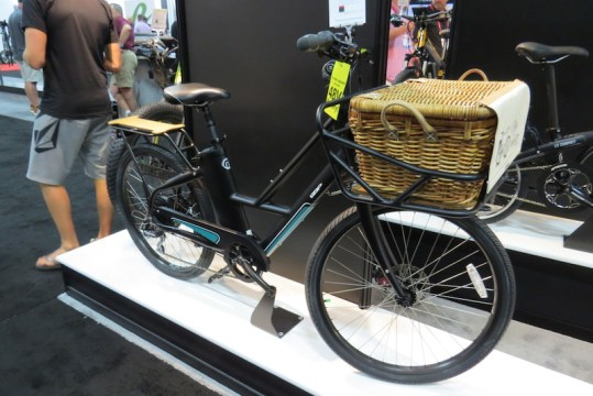 izip metro electric bike