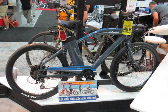 izip zuma electric bike