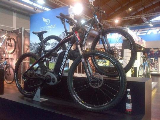 lappierre overvolt electric mountain bike