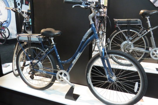 raleigh venture electric bike