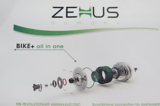 zehus internal pic electric bike kit