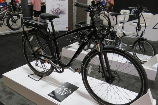 a2b galvani electric bike