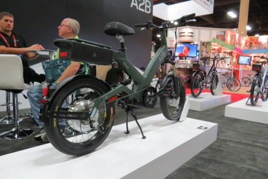 a2b octave electric bike
