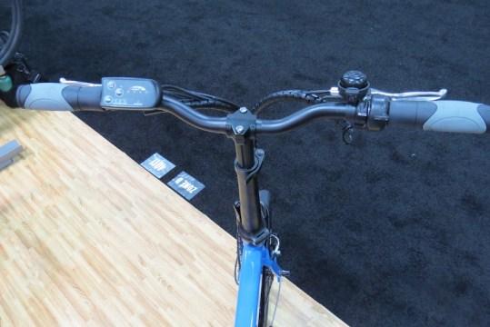 ejoe epik lite folding electric bike handlebars