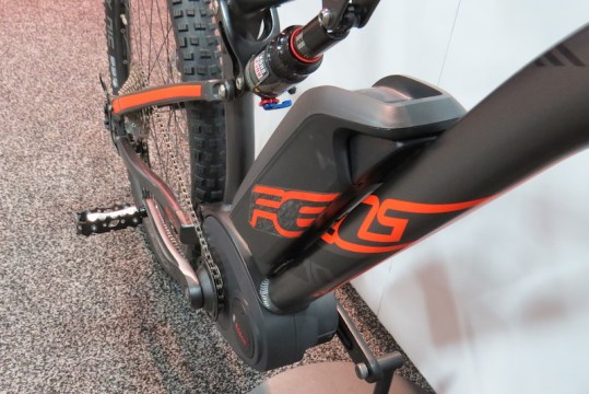 felt duale electric mountain bike bosch