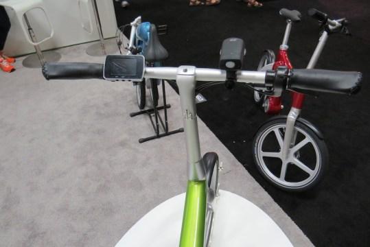 mando footloose electric bike handlebars
