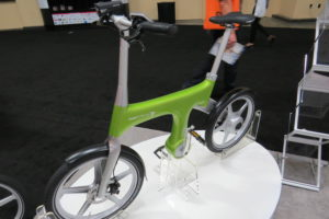 mando footloose electric bike side