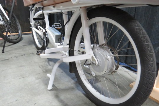 nts suncycle motor